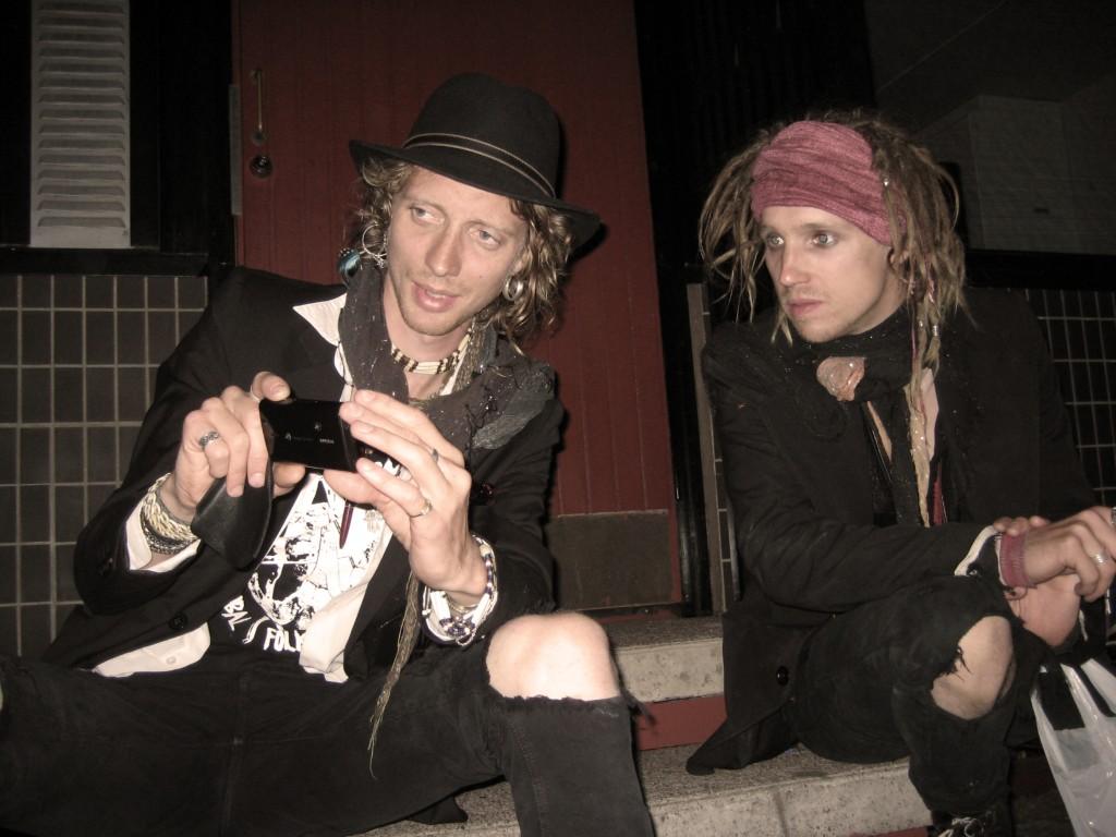 Ragnar & John
